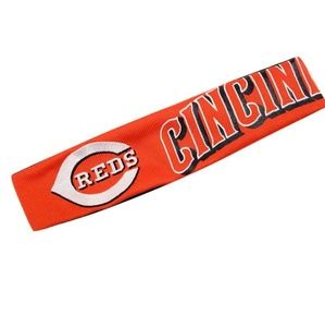 Cincinnati Reds Fanband Headband NWT
